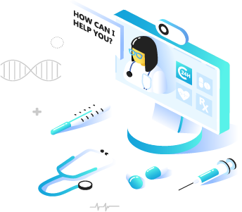 Healthcare chatbots for perosnalized care