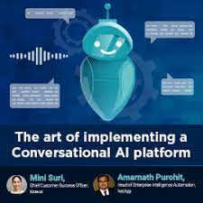 art of implementing a Conversational AI project