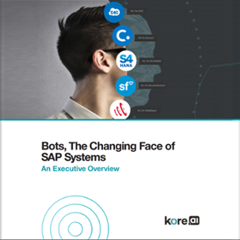 Bots: The Changing Face of Enterprise Applications Whitepaper